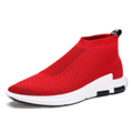 Air Breathable Men s Casual Shoes Summer Style Mesh Flats For Men Loafer Creepers Casual Shoes