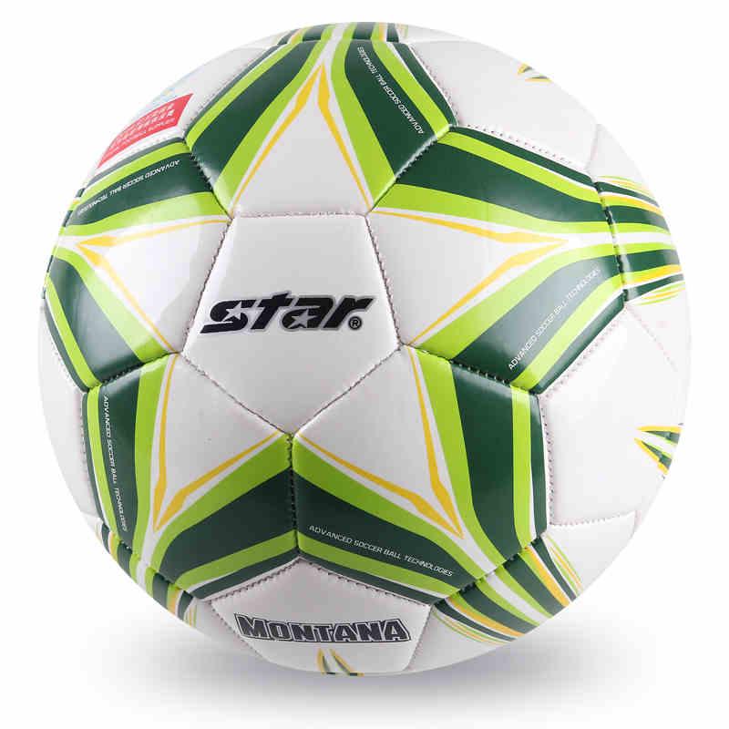 Original Star SB895 High Quality Standard Soccer Ball Training Balls soccer Official Size 5 PVC Soccer Ball free shipping(China (Mainland))