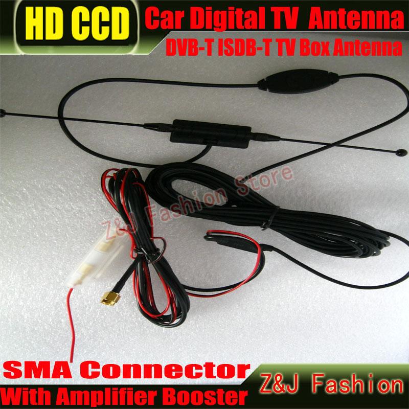 Активная антенна для цифрового тв в авто своими руками 61