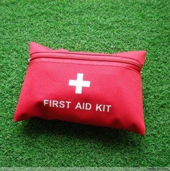 Medical Bag Outdoor travel camping earthquake car survival medicine bag /family first aid kit/life-saving bag Free shipping