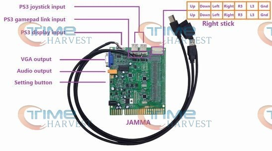 ps3 jamma timer board(2)