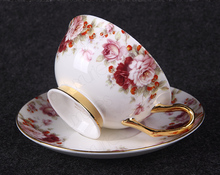 Royal Ceramics Bone China Coffee Cup Set Luxurious Palace Continental Ceramic Tea Cups And Mugs Ceramic