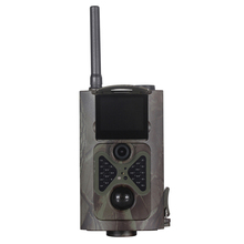 HC-500m GPRS MMS Email Notification Hunting Cameras12MP HD Hunting Video Cameras