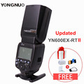 YONGNUO YN600EX RT II HSS 1 8000s Master Flash 2 4G Wireless HSS 1 8000s Master