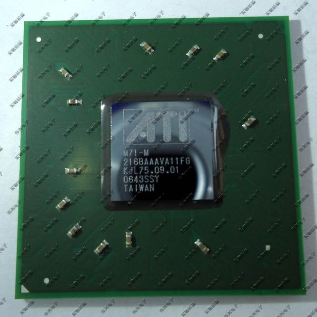 M71-M 216BAAAVA11FG  integrated chipset 100% new, Lead-free solder ball, Ensure original, not refurbished or teardown