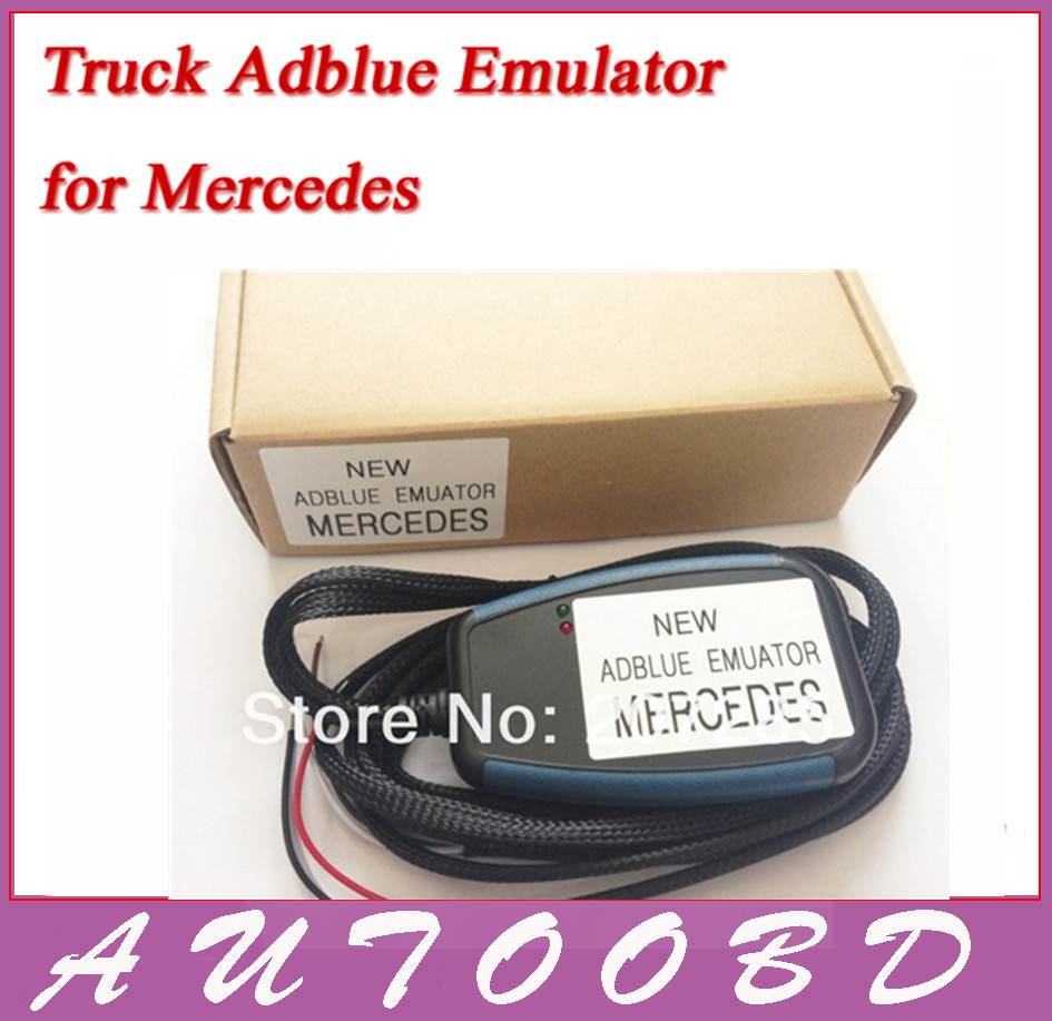 2015 Newest Adblue Emulator for truck for MB Mercedes Bypass Electronic Module of the Adblue System Professional Remove Tool(China (Mainland))