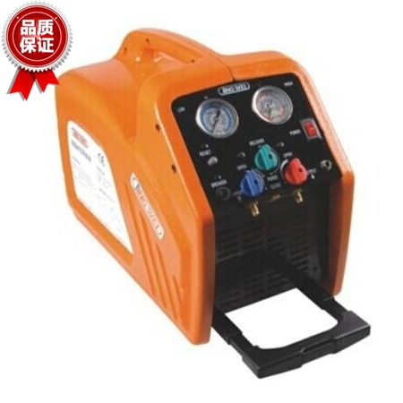automotive air conditioning recovery machine