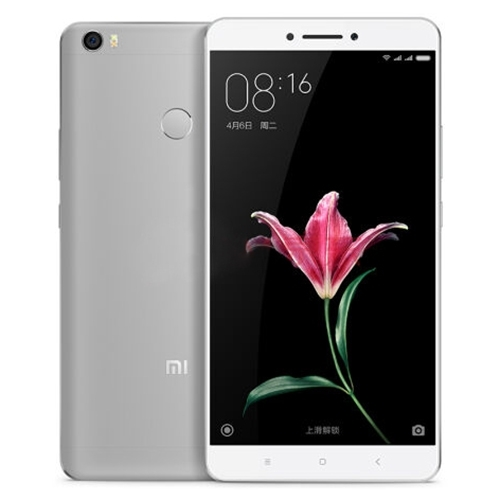 Original Xiaomi Max 6.44 inch 4G Phone Call PC Tablets Snapdragon 652 Otca Core MIUI 8 OS RAM 4GB ROM 128GB, 4850mAh 16MP