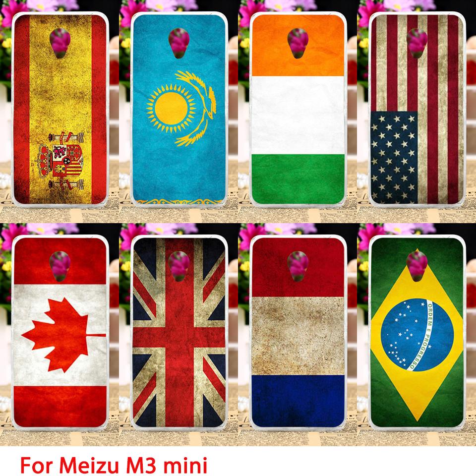 Phone Case Meizu M3 Mini M3S Mini Blue Charm 3 3s Meilan3 3S M3 Note Meilan Note3 M2 Note Meilan Note2 M2 Mini Meilan2 Cover