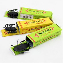 Funny Products Gadgets Novelty Insect Cockroaches Chewing Gum Toys Halloween Fool Day Festival Prank Fun Toys Jouet Enfant(China (Mainland))