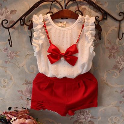 2015 Girls clothing set girls suits cartoon children' clothing leopard kids suits retail children clothing set High quality(China (Mainland))