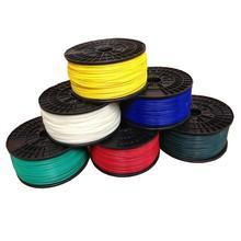 best  Price !!! fluo-yellow color  3d printer filaments ABS/PLA 1.75mm/3mm Plastic Rubber Consumables Material