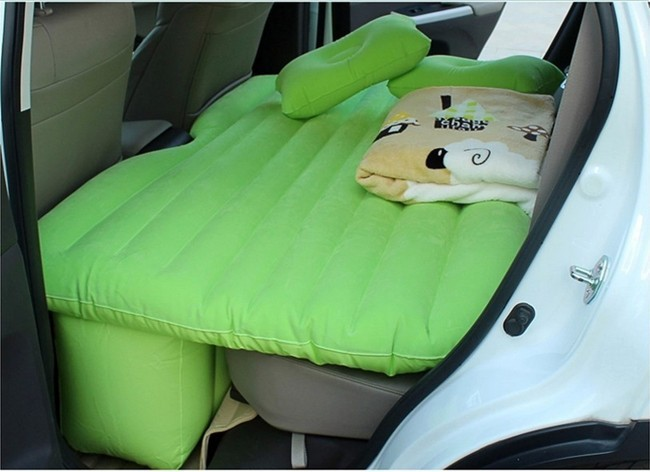 New multifunction thick PVC Car back seat travel