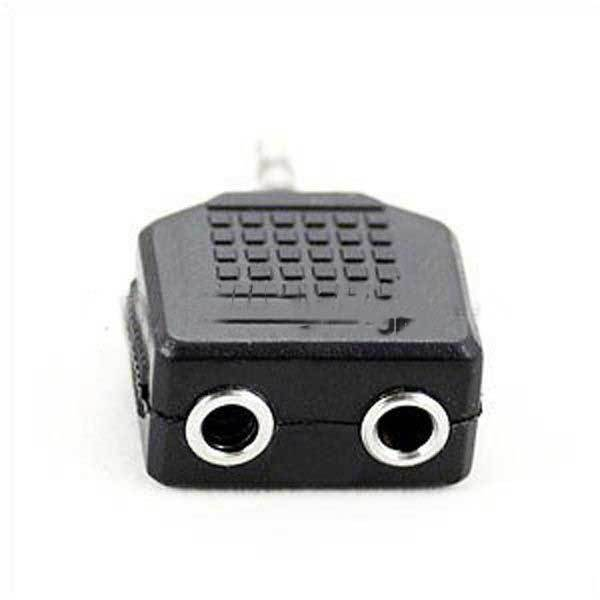 EchoPeak New Audio Splitter 3.5mm Jack(China (Mainland))