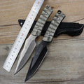 Colombia knife Stainless Steel 55HRC Fixed Blade Straight Knife 3Cr13Mov Outdoor Survival Camping Hunting knife