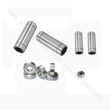 Hot sale, Ultimaker linear/ball bearing kit – 2 x LM12UU + 2 x LM6UU + 10×688-2RS + 1 x 693ZZ for Ultimaker 3D Printer