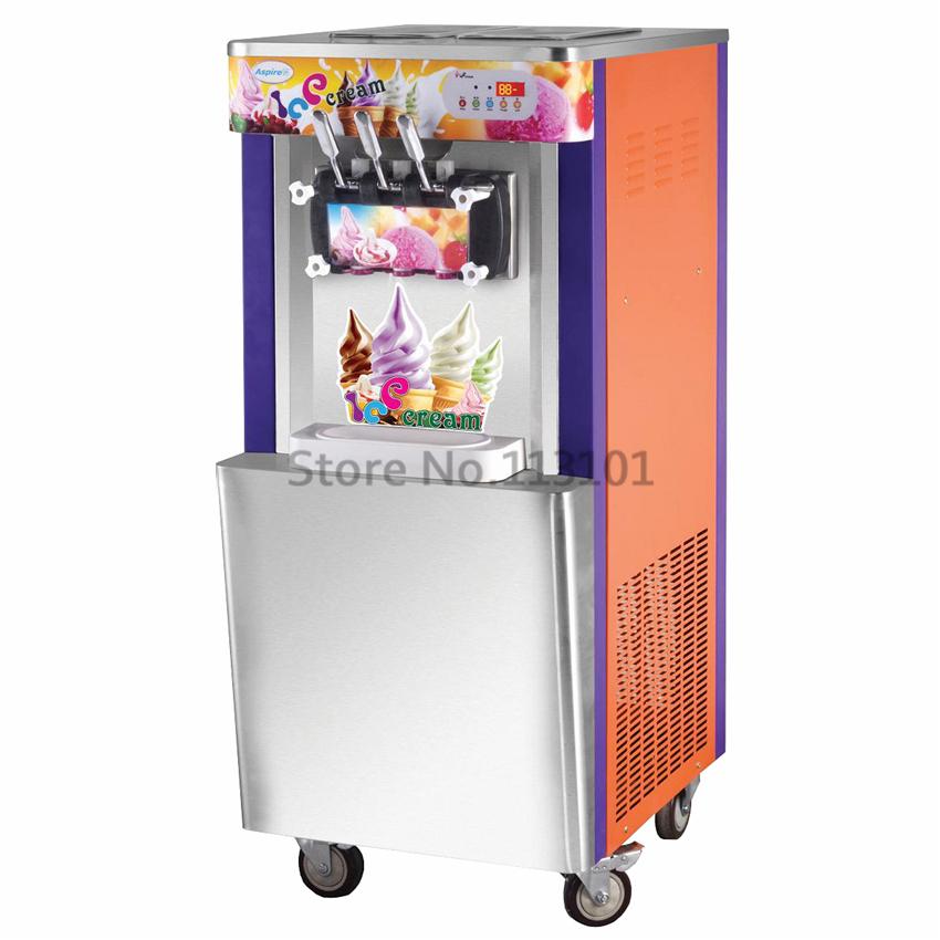 soft icecream machine price list
