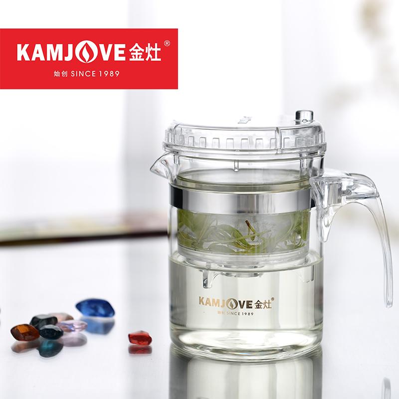 [GRANDNESS] TP-140 Kamjove Art Tea Cup * Mug & Teapot 300ml 10.14 fl oz Teaports Glass tea Kettle Elegant cup kamjove tea pot(China (Mainland))