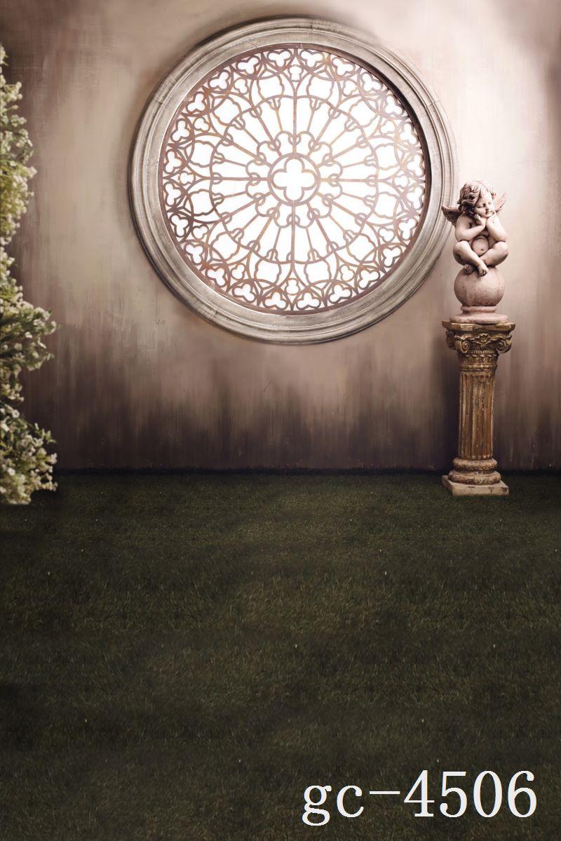 Фотография 3*5M Vinyl Custom Photography Backdrops Prop  Indoor theme Studio Background GC-4506