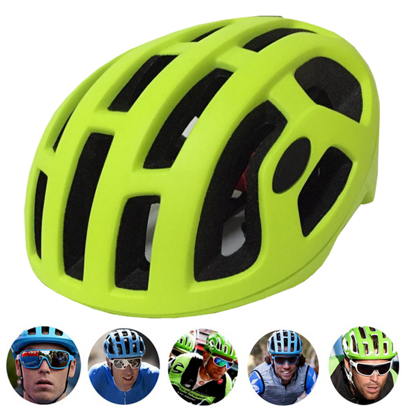 Cycling Helmet Ultralight 205g Bicycle Helmet Casco Ciclismo Integrally-molded Bike Helmet Road Mountain MTB Helmet 54-61CM