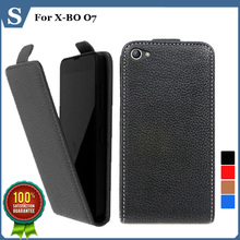 Buy Factory price, Top new style flip PU leather case open X-BO O7, gift for $3.99 in AliExpress store