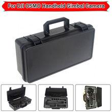 Free Shipping!Portable Carry Handbag Hard Case Storage Bag for DJI OSMO Handheld Gimbal Camera