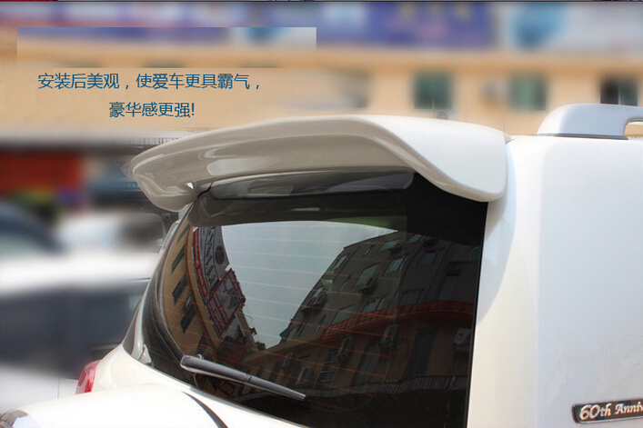 Rear Roof Wing Spoiler For Toyota Land Cruiser 200 LC200 FJ200 2009-2014<br><br>Aliexpress