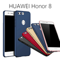 Ultrathin Hard cover PC Mobile Cases Back Cover Skin for HUAWEI honor 8 Plastic Protective cover