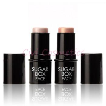 1 шт. сахар Box макияж бронзатор и маркер палку женские влаги Shimmer лицо грунтовка консилер крем палку