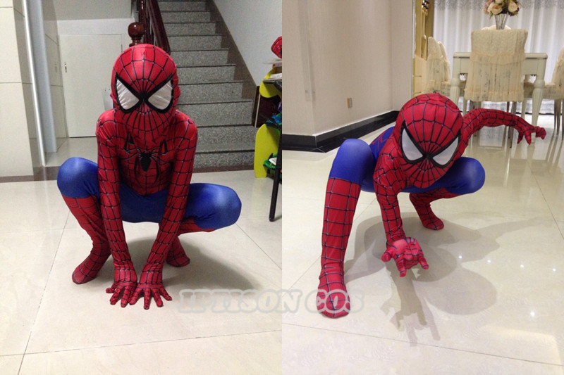 Как самому сделать человека паука
