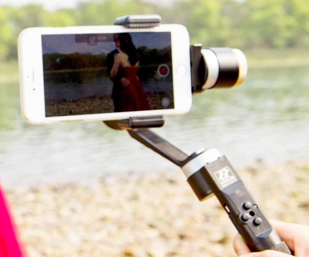 Zhiyun Z1 Smooth C R 3 Axis Handheld Stabilizer Brushless Gimbal For Tech Ii Smartphones Iphone 6 Plus Samsung