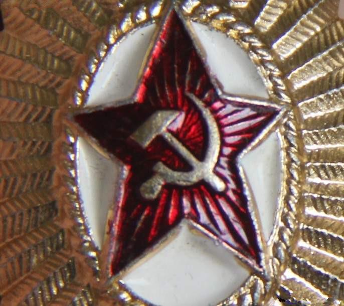 Soviet Officers Soviet Union Army Officer