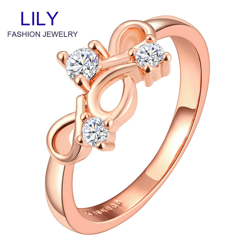 Quality Color Design Rings
