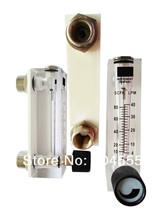 Panel controlador de flujo de agua concentrador de oxígeno con válvula ajustable 2-20L / hora de agua medidor de flujo