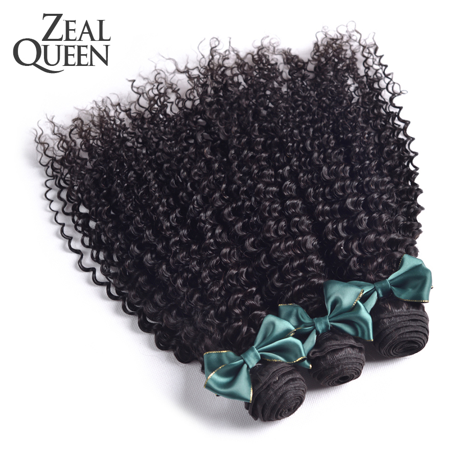 Rosa Hair Products Brazilian Virgin Human Hair Brazilian Kinky Curly Virgin Hair 3 Bundles Kinky Curly Clip In Hair Extensions
