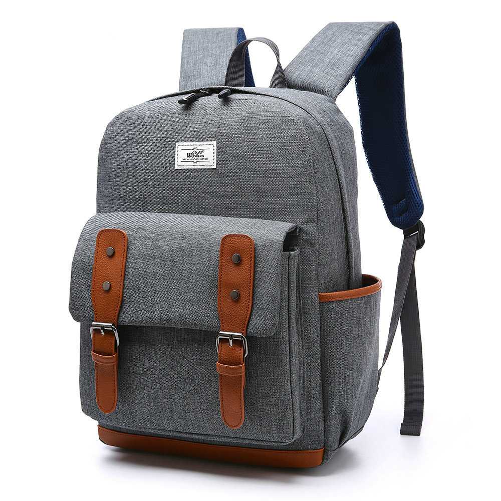Model0201 New Stype Fashion 17inch Bag Backpack Suit for 15.6 Notebook Laptop bag student school bag outdoor mountaineering bag(China (Mainland))