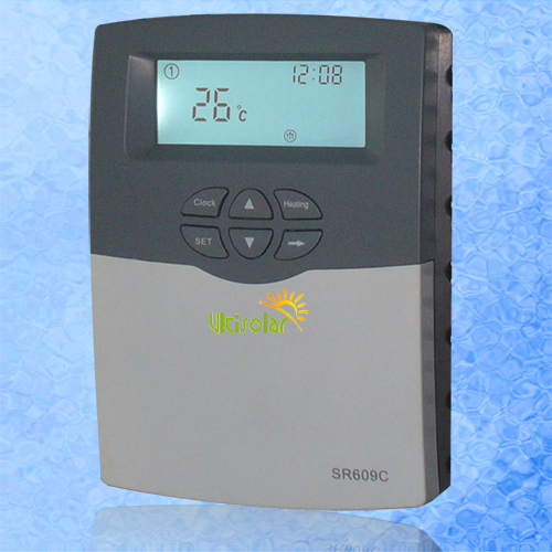 SR609C Solar Water Heater Controller for Compact Pressurized System 2013 New Version(China (Mainland))