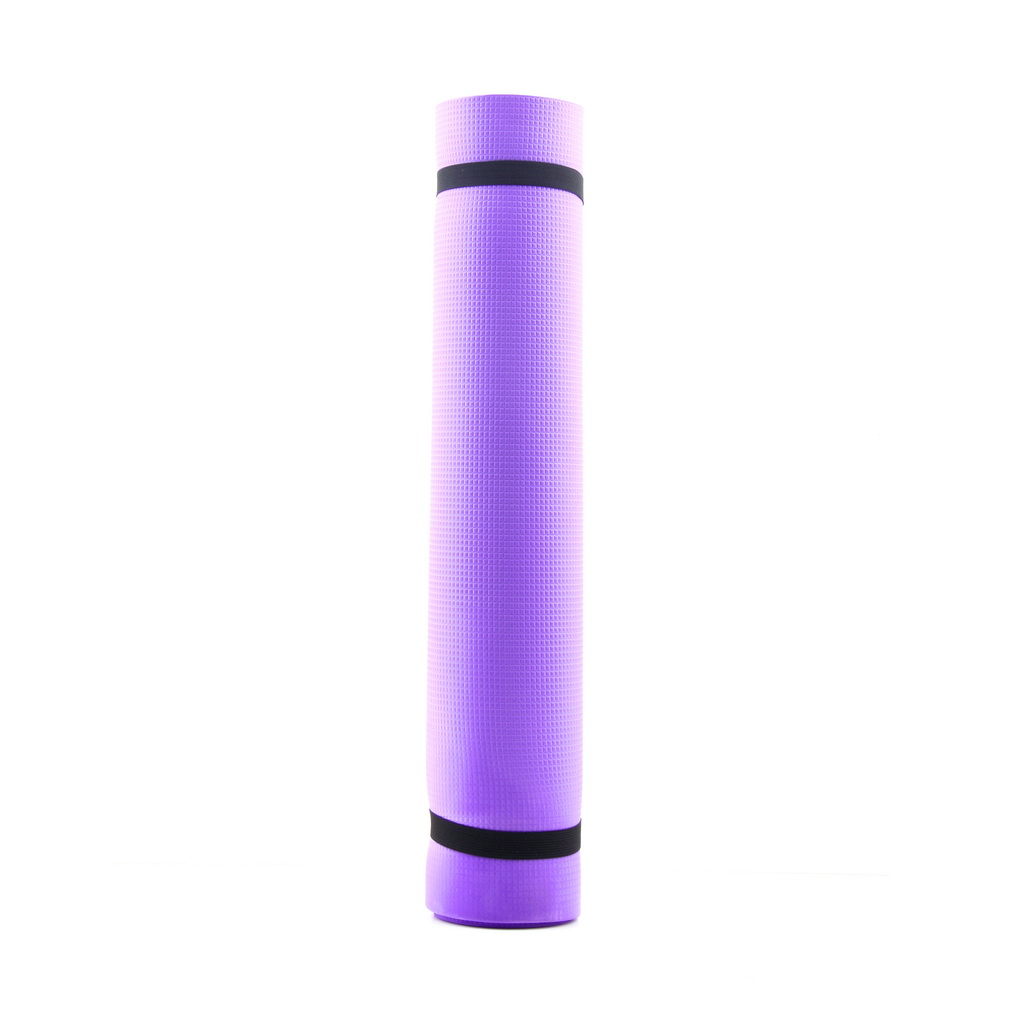 6mm Yoga Exercise Mat – Non-Slip 68x24x0.24inch