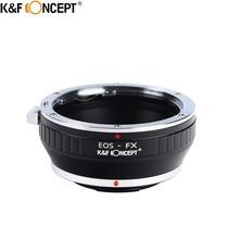 Buy K&F CONCEPT EOS-FX Camera Lens Adapter Ring Canon EOS Lens Fujifilm X Mount Fuji X-Pro1 X-M1 X-E1 X-E2 M42 X-T1 for $20.42 in AliExpress store