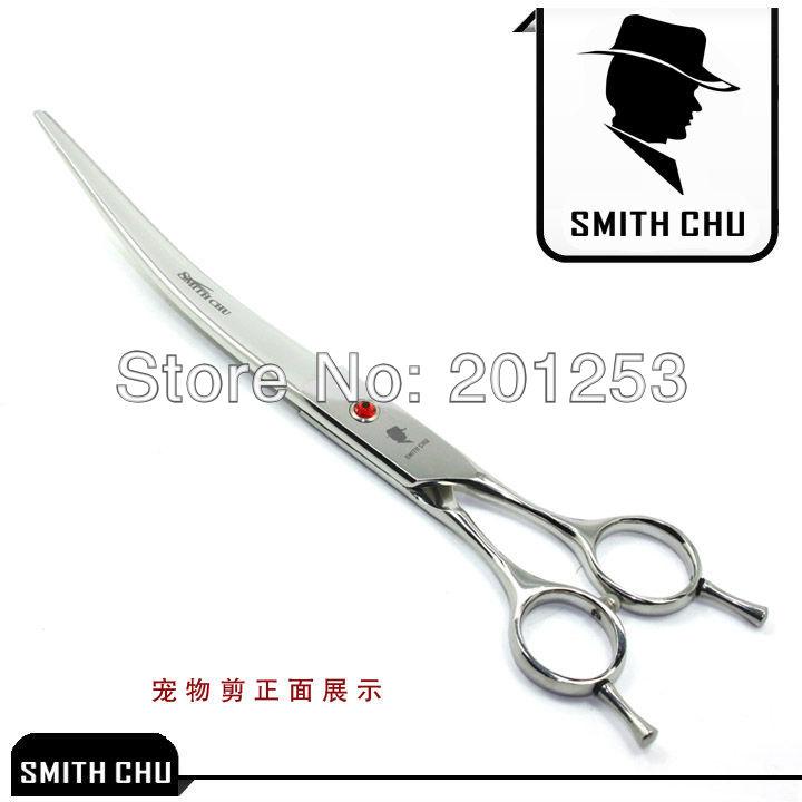 8.0inch Pet Scissors Cutting Scissors,Dog Scissors Upwarp Clipper ,JP440C,1pcs/Lot,Brand New,Free Shipping<br><br>Aliexpress