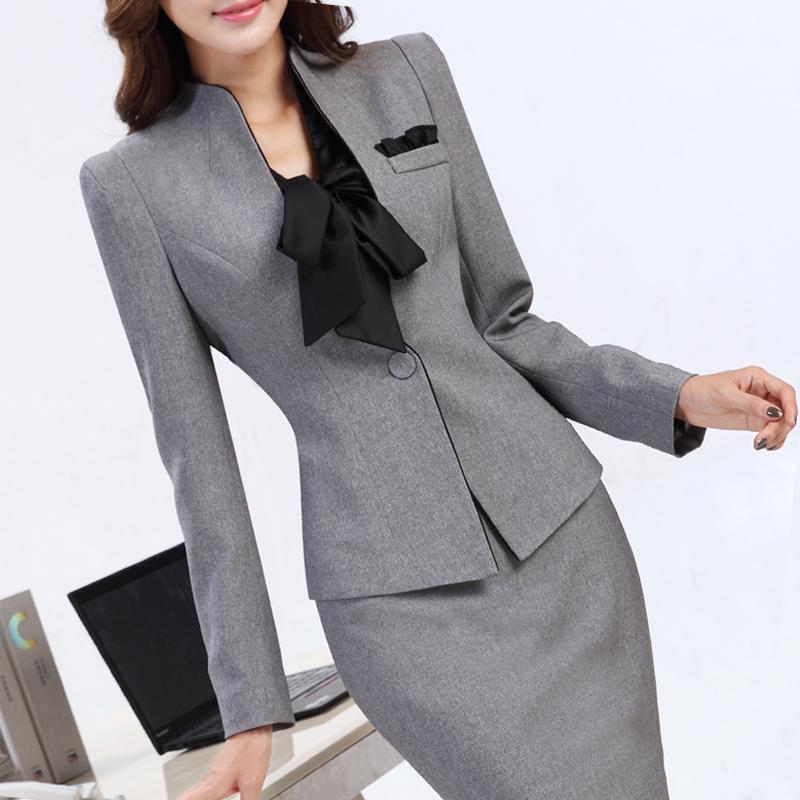 Где купить деловой костюм женский