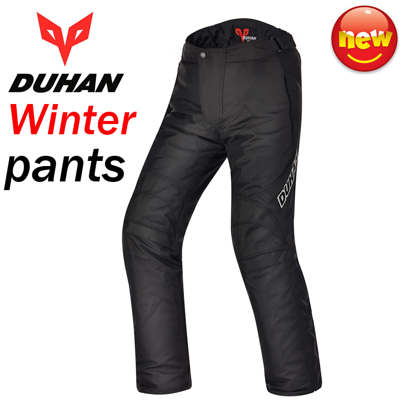 Здесь можно купить  NEW DUHAN Brand DK-09 Oxford Winter keep warm motorcycle racing pants motocross windproof  wearproof pants  Автомобили и Мотоциклы