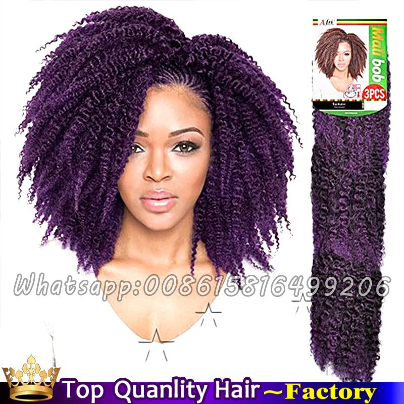 Cheap Crochet Hair Styles : Dreadlock sint?tica Dos kanekalon Tono jumbo Crochet extensiones de ...