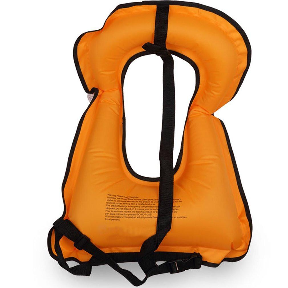 2016 New Mens Snorkeling Gear Swimwear Inflatable Adult Life Jackets Vest Swimwear Dive Suit Equipment Swim(China (Mainland))