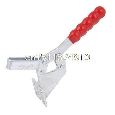 Hand Operated Flanged Base 202F 227Kg 500Lbs Horizontal Toggle Clamp(China (Mainland))