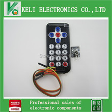 Buy Free 10LOT 100%New Infrared IR Wireless Remote Control Module Kits Arduino Wholesale for $8.93 in AliExpress store
