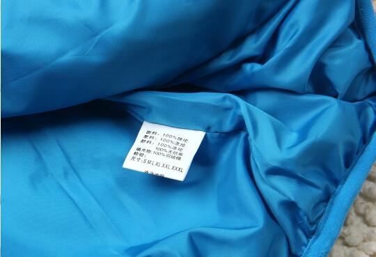 2016 New Kids Jacket Boys and Girls Duck Down Jacket 90-140cm Kids Clothing Windbreaker Children's Hooded Snow Wear Hot Sale