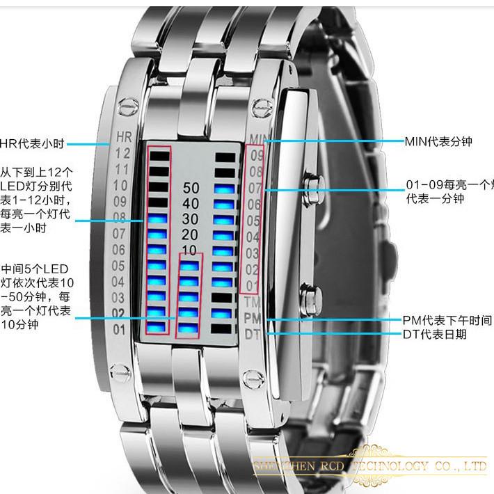 LED watch10