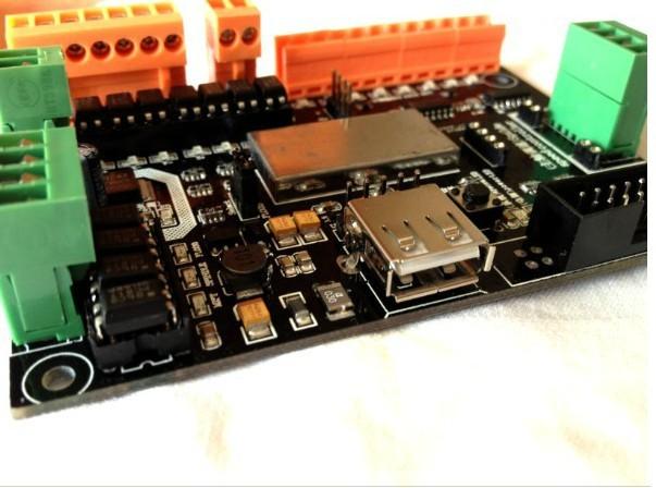 Freeshipping USBCNC USB CNC USB replace Mach3 driver board(China (Mainland))