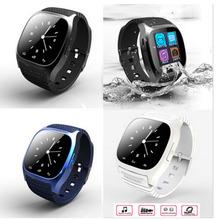 Bluetooth-смарт часы M26 носимых устройств smartwatch для Android xiaomi редми примечание 2 huawei samsung передач ios apple , часы телефон